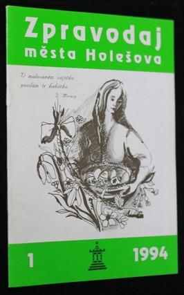 náhled knihy - Zpravodaj města Holešova