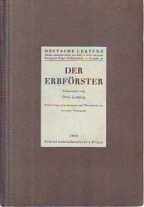náhled knihy - Der Erbförster