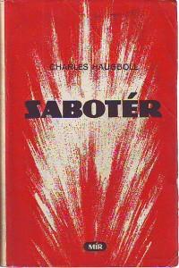 náhled knihy - Sabotér
