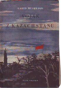 náhled knihy - Voják z Kazachstanu