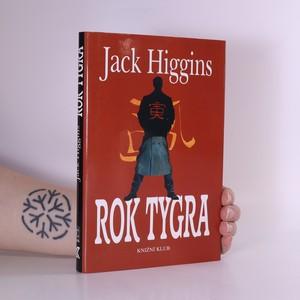 náhled knihy - Rok tygra