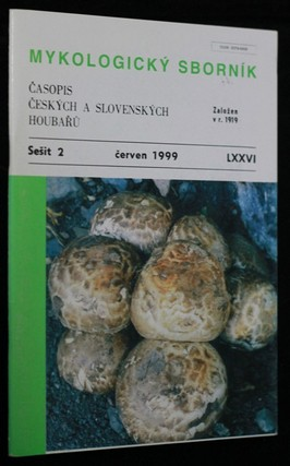 náhled knihy - Mykologický sborník : časopis českých a slovenských houbařů. Sešit 2.