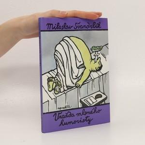 náhled knihy - Vražda mlsného humoristy