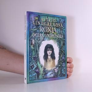 náhled knihy - Ronja, dcera loupežníka