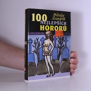 náhled knihy - 100 nejlepších hororů