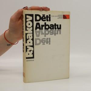 náhled knihy - Děti Arbatu