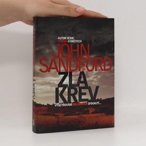 náhled knihy - Zlá krev