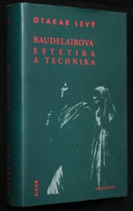náhled knihy - Baudelairova estetika a technika