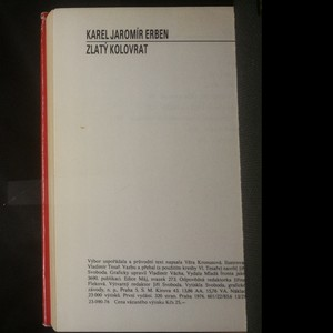 antikvární kniha Zlatý kolovrat, 1976
