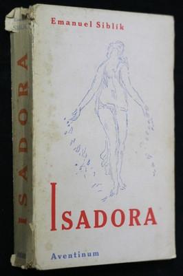 náhled knihy - Isadora : taneční obrození