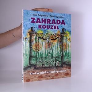 náhled knihy - Zahrada kouzel