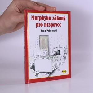 náhled knihy - Murphyho zákony pro nespavce