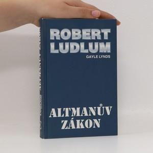 náhled knihy - Altmanův zákon