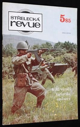 náhled knihy - Střelecká revue 5