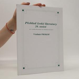 náhled knihy - Přehled české literatury 20. století