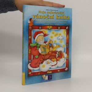náhled knihy - Moje nejkrásnější vánoční kniha
