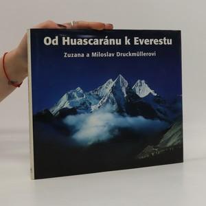 náhled knihy - Od Huascaránu k Everestu