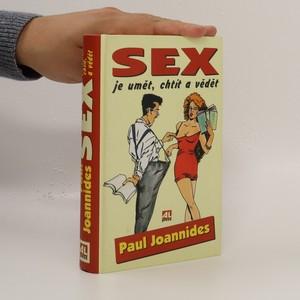 náhled knihy - Sex je umět, chtít a vědět