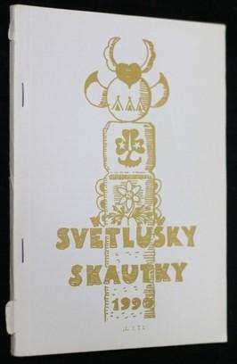 náhled knihy - Světlušky skautky 1-2.díl