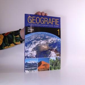 náhled knihy - Geografie pro střední školy 1 - Fyzickogeografická část