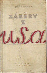 náhled knihy - Záběry z USA
