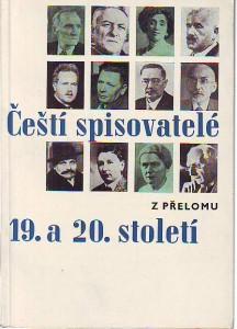 náhled knihy - Čeští spisovatelé z přelomu 19. a 20. století