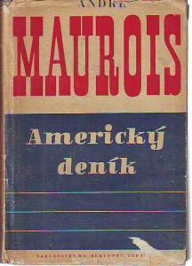 náhled knihy - Americký deník