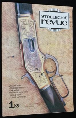 náhled knihy - Střelecká revue 1