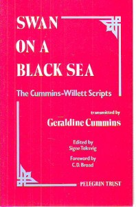 náhled knihy - Swan on a Black Sea. A Study in Automatic Writing: The Cummins-Willett Scripts.