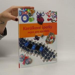 náhled knihy - Korálkové šperky nejen pro náctileté