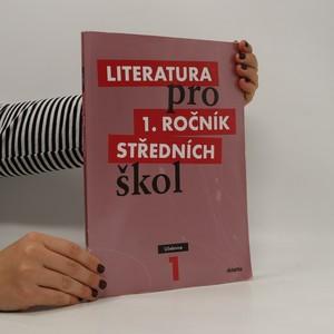 náhled knihy - Literatura pro 1. ročník středních škol