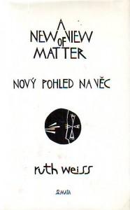 náhled knihy - A New View of Matter. Nový pohled na věc.