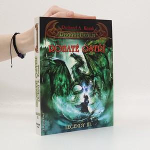 náhled knihy - Legendy. III., Rohaté ostří