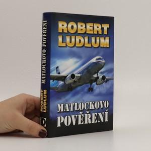 náhled knihy - Matlockovo pověření