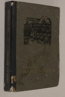 náhled knihy - Pražské ovzduší : Pov. z našeho věku