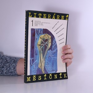 náhled knihy - Literární měsíčník : časopis českých spisovatelů (1/1990)