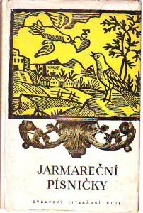 náhled knihy - Jarmareční písničky