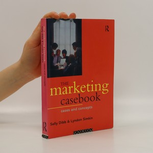 náhled knihy - The marketing casebook : cases and concepts