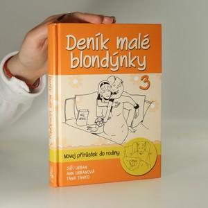 náhled knihy - Deník malé blondýnky 3