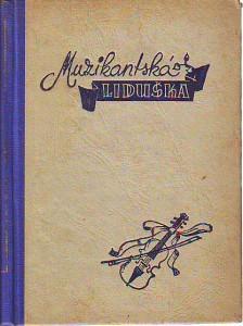 náhled knihy - Muzikantská Liduška. Mariška. Jiřík.