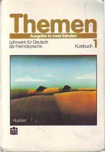 náhled knihy - Themen. Lehrwerk für Deutsch als Fremdsprache. 1. Band.