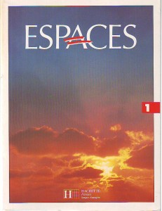 náhled knihy - Espaces 1. Cahier d'exercices I-II.