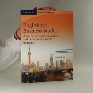 náhled knihy - English for Business Studies. Student's Book