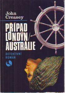 náhled knihy - Případ Londýn Austrálie