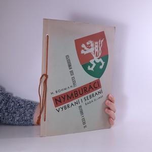 náhled knihy - Nymburáci vybraní i sebraní : 26 kreseb a karikatur typických osob nymburských. Řada II