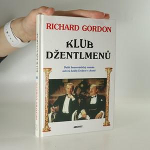 náhled knihy - Klub džentlmenů