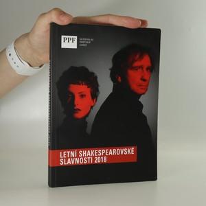 náhled knihy - Letní shakespearovské slavnosti 2018