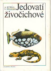 náhled knihy - Jedovatí živočichové