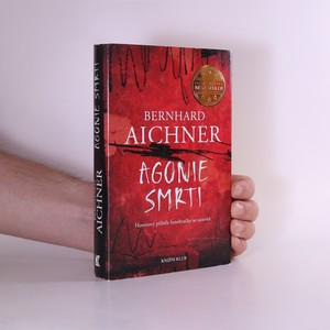 náhled knihy - Agonie smrti