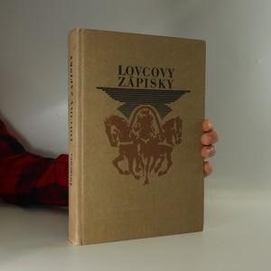 náhled knihy - Lovcovy zápisky